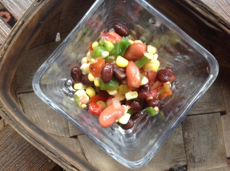 Fiesta Picnic Salad